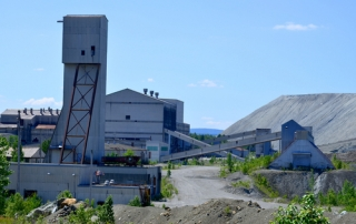 Asbestos mine Quebec
